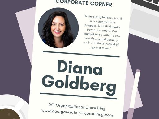 Corporate Corner: DG Organizational Consulting