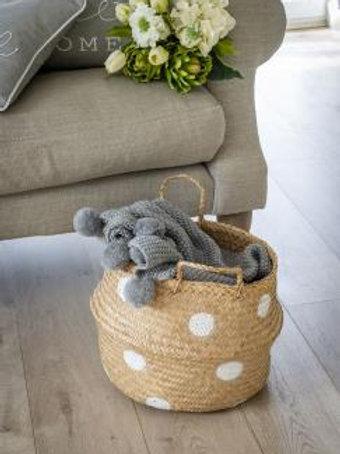 Spotty Basket