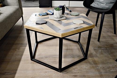Bespoke Favo Oak Coffee Table