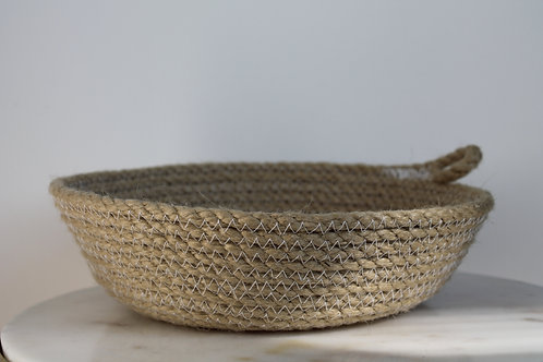 Shallow Rope Bowl