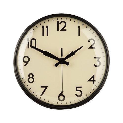 Retro Clock - Black