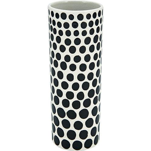 Dotty Ceramic Vase