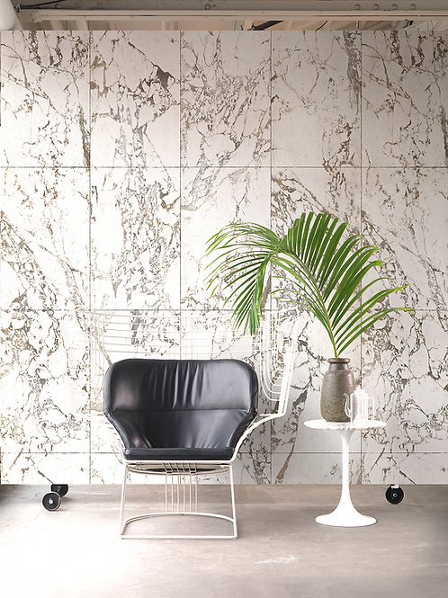 Wallpaper - White Marble
