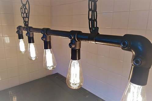 Bespoke Pipe Light