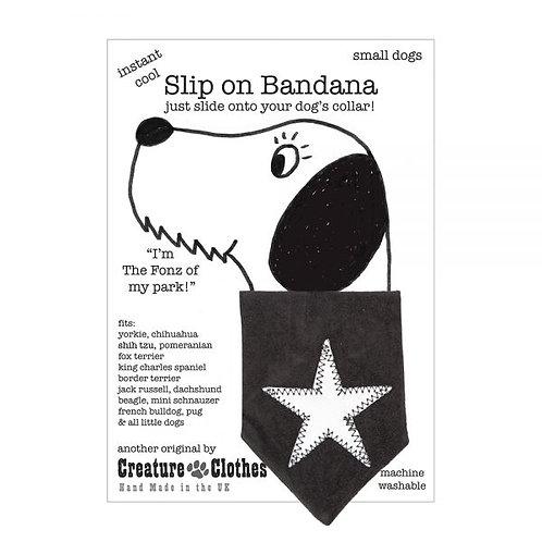 Bandana - Silver Star