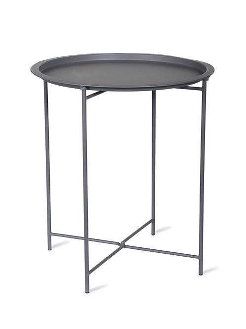 Foldable Metal Tray Table