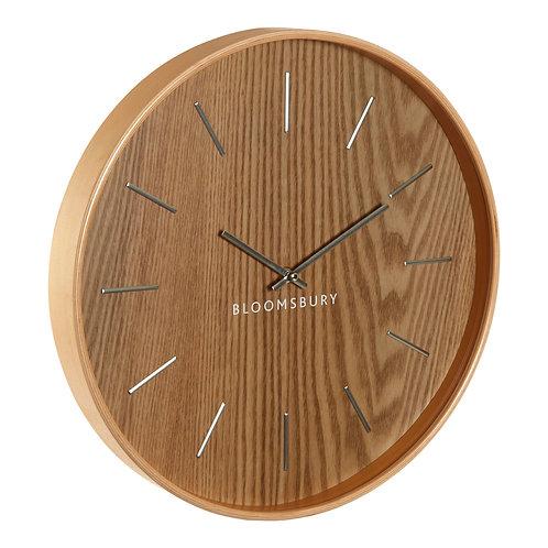 Vitus Natural Grain Wall Clock