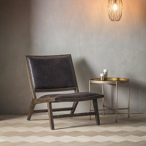 Carnaby Leather Chair