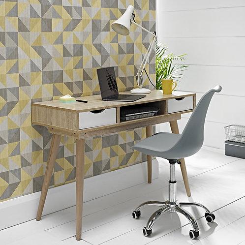 Scandi White Desk