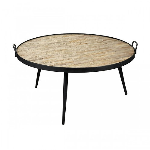 Ludlow Recycled Teak Table