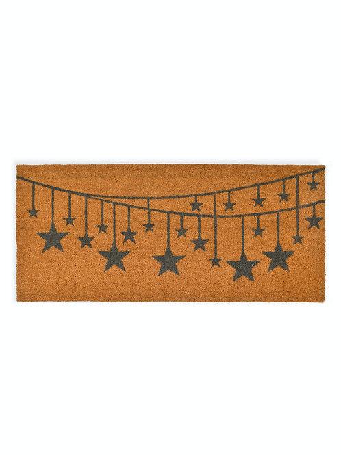 Star Double Doormat