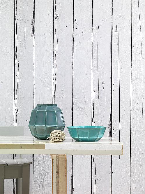 Wallpaper - White Wood