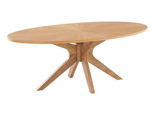 Malmo Oval Dining Table