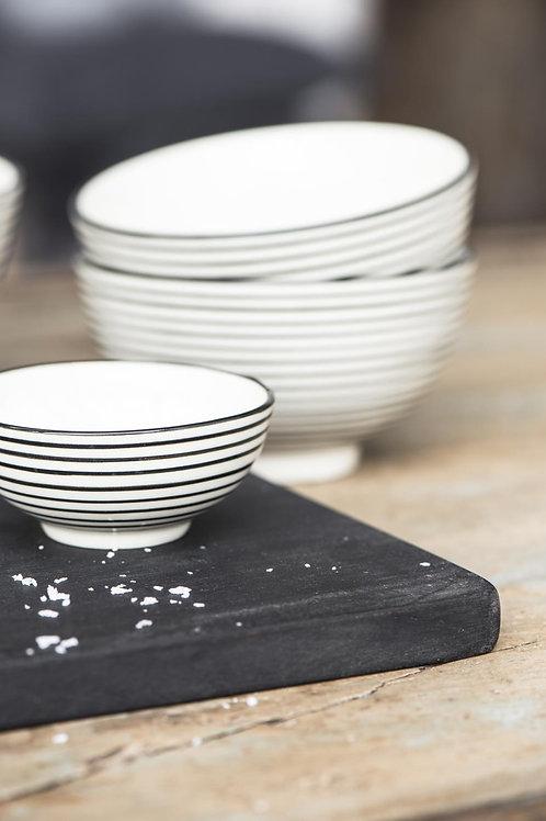 Striped Dish