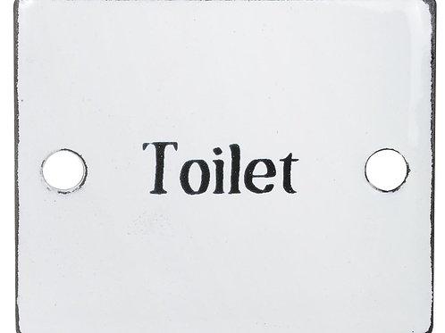 Enamel Door Sign