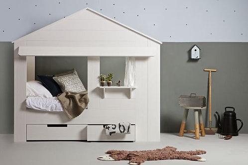 Kids Cottage Bed