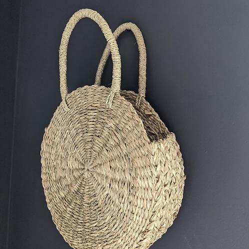 Handmade Seagrass Bag