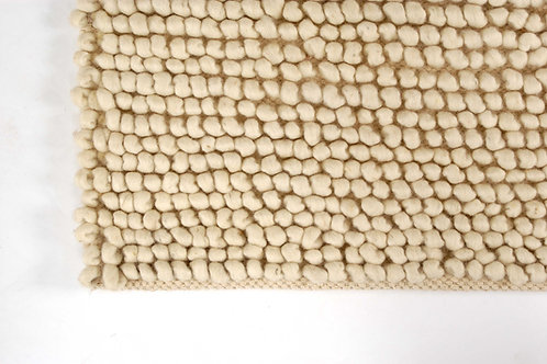 Pebble Wool Cream Rug