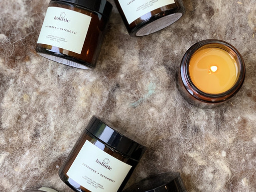 In the Spotlight - Holistic Candles London