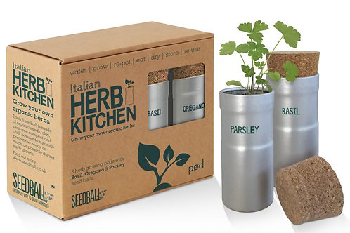 Herb Kitchen Set