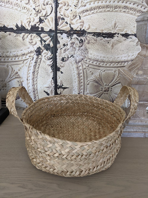 Low Seagrass Basket