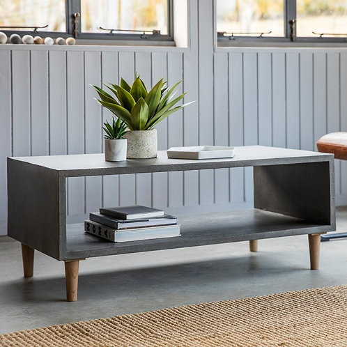Bergen Cube Coffee Table