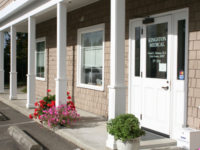 Kingston office