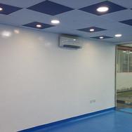 Factory entrance renovation, Aje