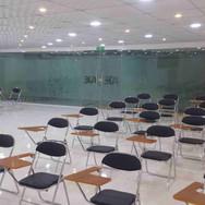 Training room renovation, Aje