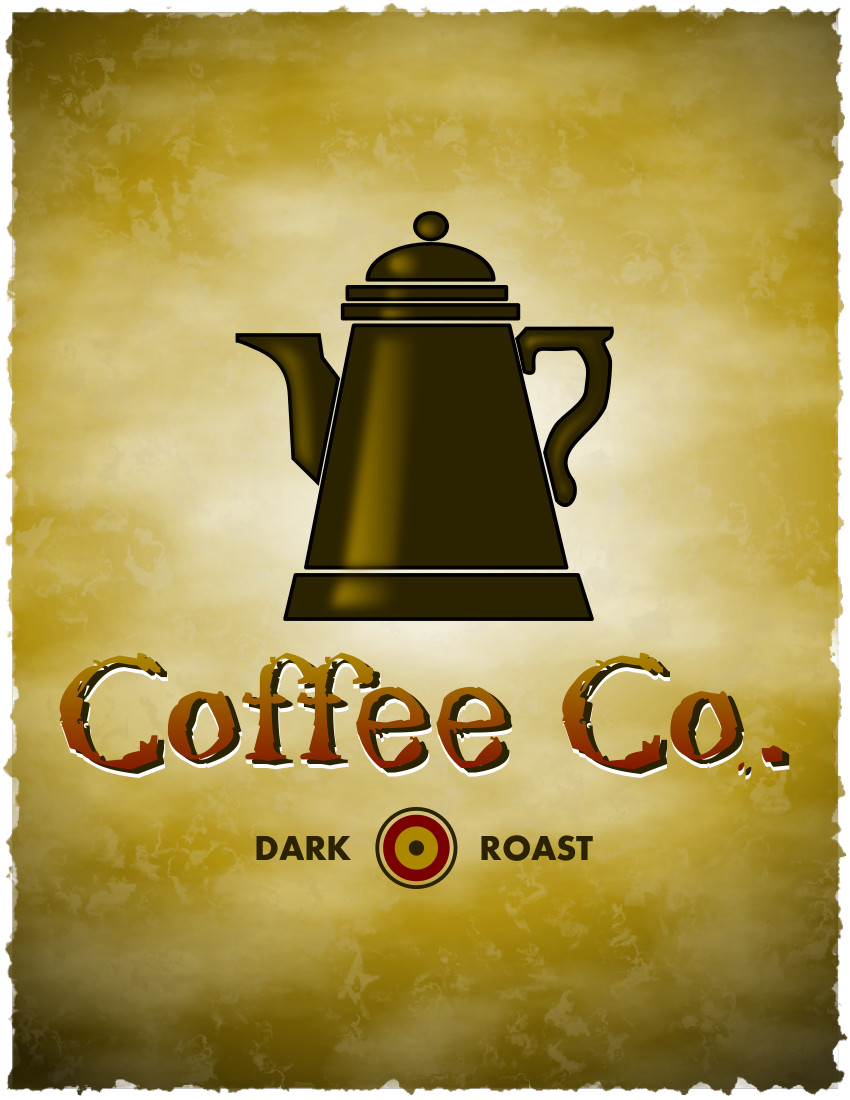 dark roast coffee co