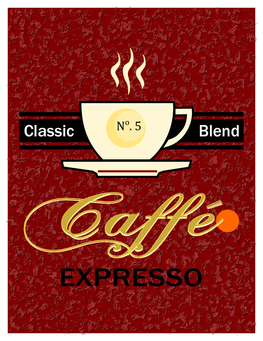 Number 5 caffe