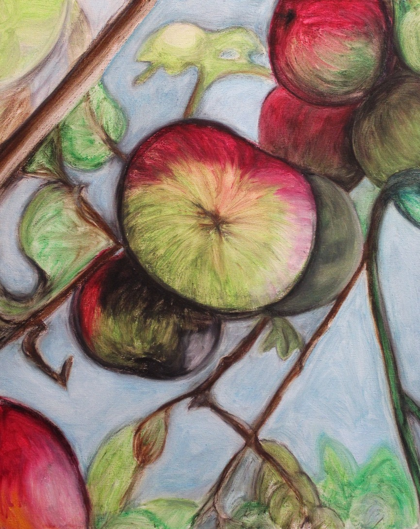 Apples on Branches