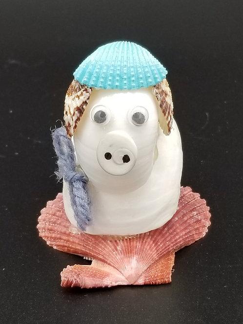 Seashell Piglet