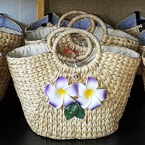 Water Hyacinth Junction Bag