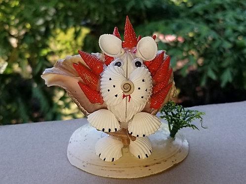 Seashell Lion