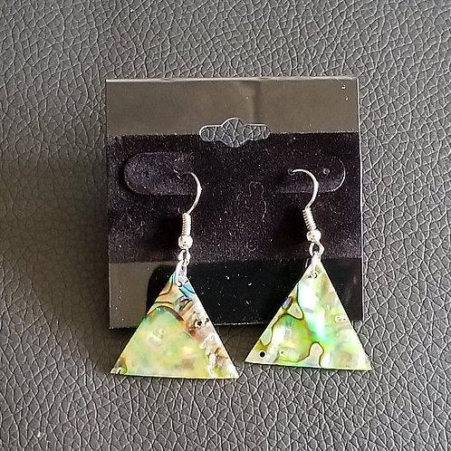 Seashell Pyramid Earrings BT43