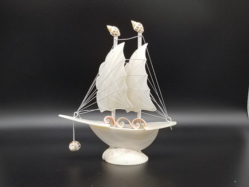 Seashell Sailboat Small TB09T