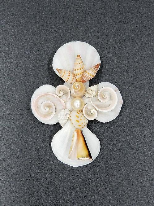 Seashell Hair Clip KCT08
