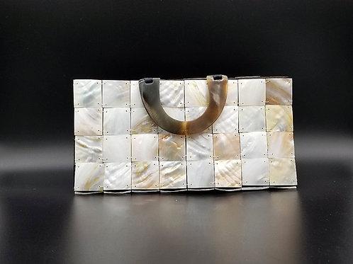 Mini Black Seashell Hand Bag G06