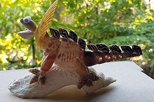 Handmade Seashell Animals from Hawaii