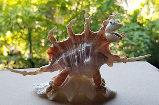 Handmade Seashell Animals from Hawaii