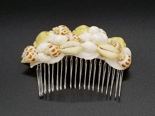 Seashell Hair Comb LCT07