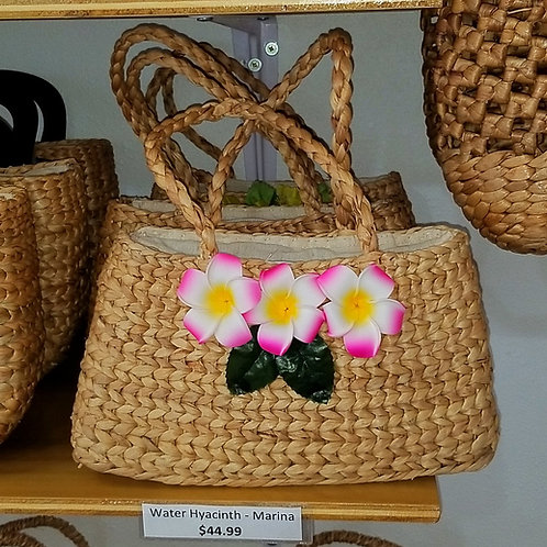 Water Hyacinth Caro Bag