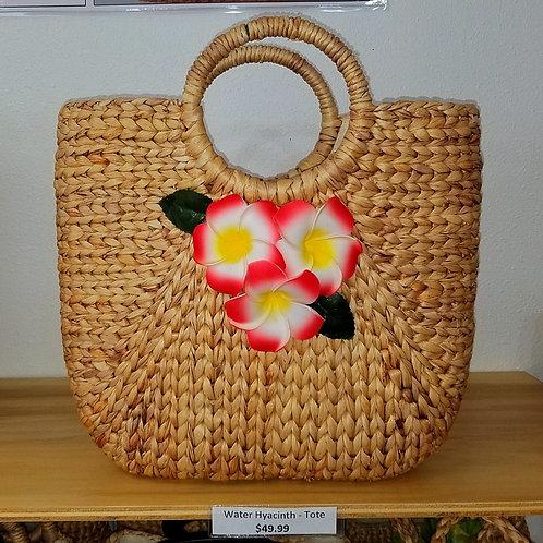 Water Hyacinth Tote Bag