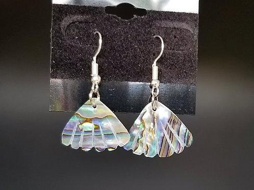 Seashell Fan Earrings BT44