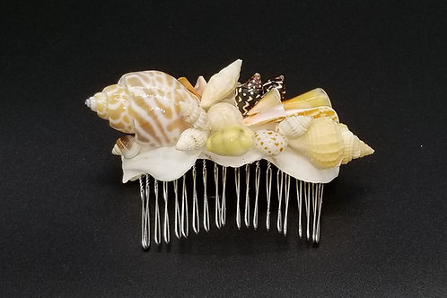 Seashell Hair Comb LCT01