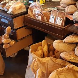 côté pain - Les Doux Moments