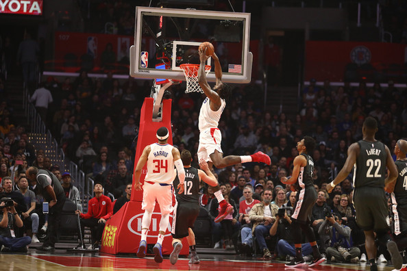 Nets collapse in final minutes in loss to Clippers