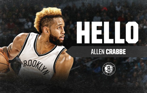 Nets acquire Allen Crabbe from Trail Blazers for Andrew Nicholson