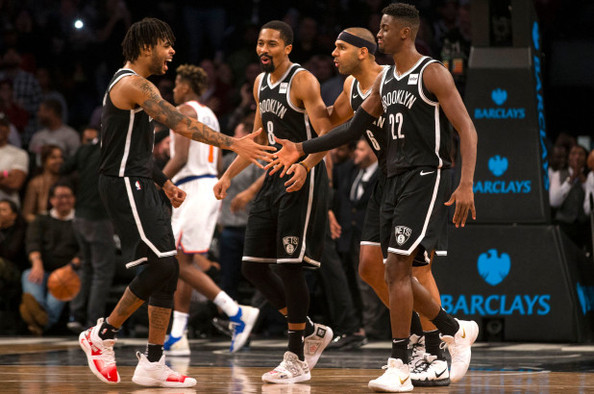 Kenny Atkinson experimenting with lineups to manage trio of ball handlers